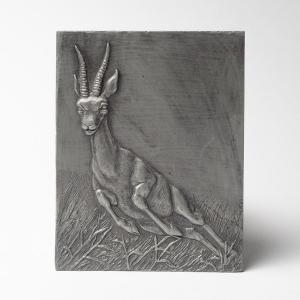 jack-gibson-fine-art-tile-wildlife-impala-1