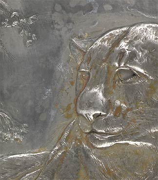 jack-gibson-fine-art-tile-wildlife-mountain-lion-1